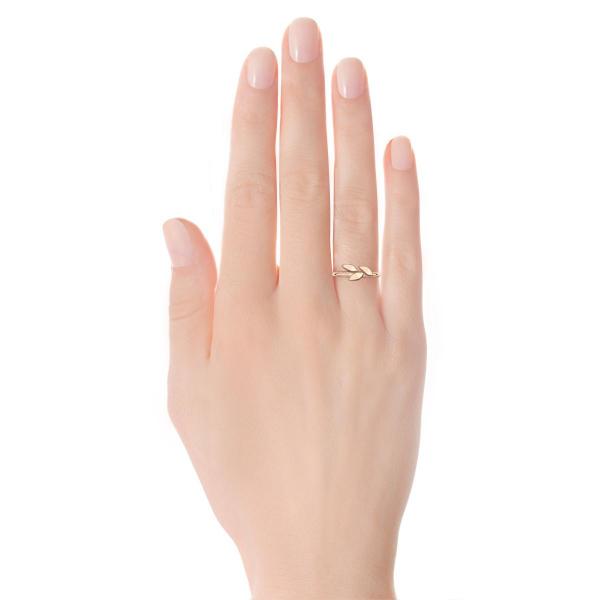 Zdjęcie Livia - złoty pierścionek #2