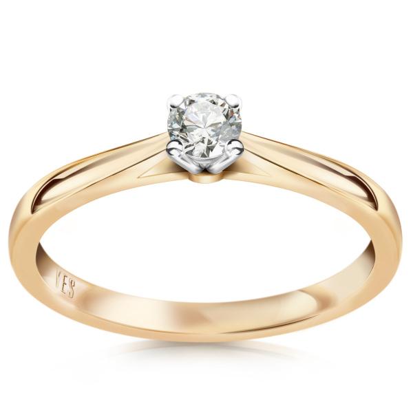 Zdjęcie Éternel - pierścionek z diamentem #1