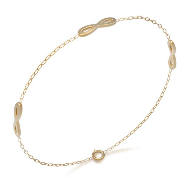 Zdjęcie Sempre - bransoletka złota #1