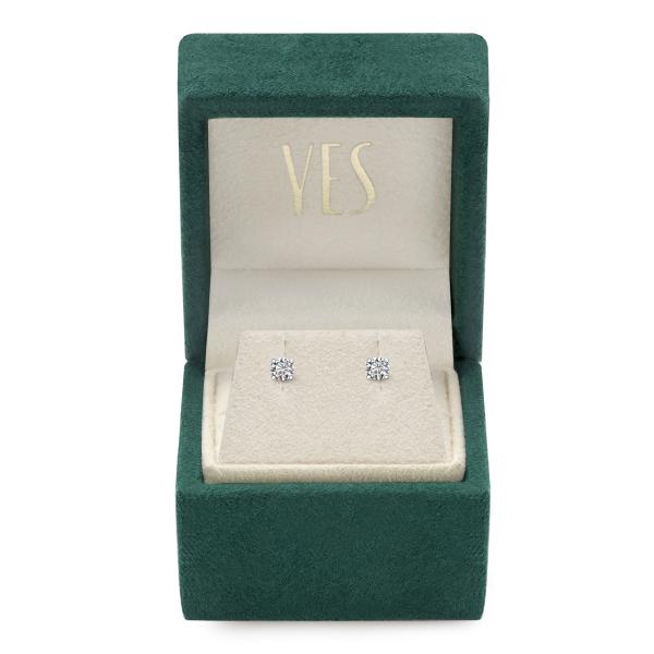 Zdjęcie Valentine - kolczyki z diamentami #2