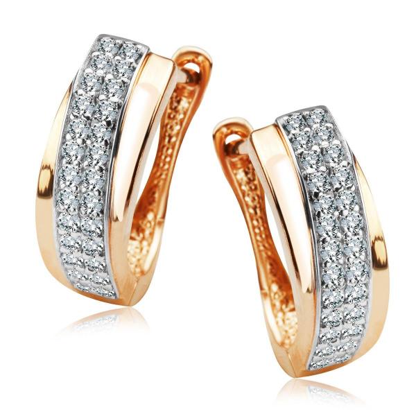 kolczyki-z-dwukolorowego-złota-z-cyrkoniami-1