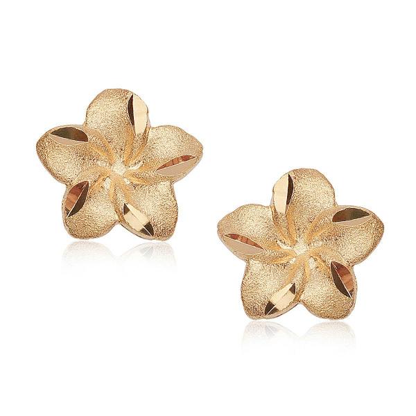 kolczyki-złote-kwiat-1