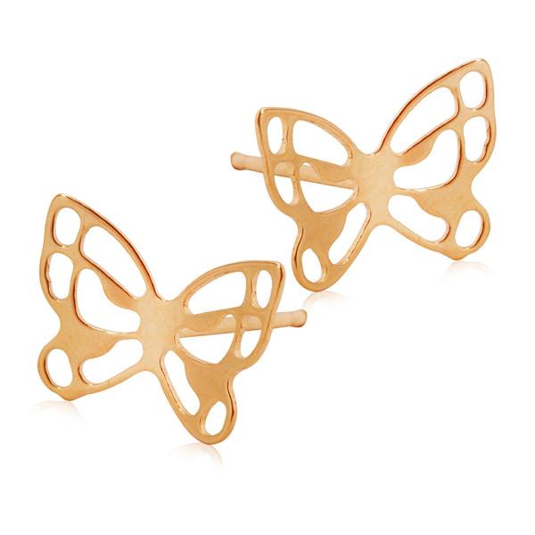 Zdjęcie Mini - złote kolczyki #1