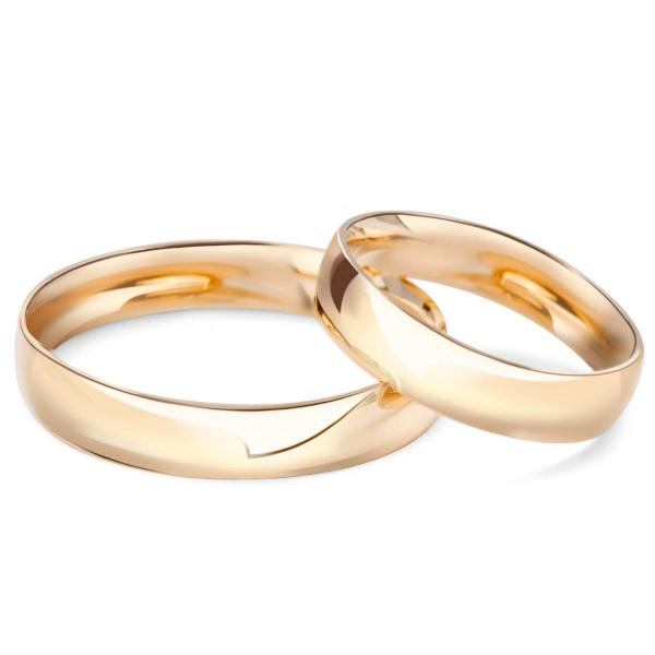 złote-obrączki-klasyczne-polerowane-(szerokość-4-mm)-1
