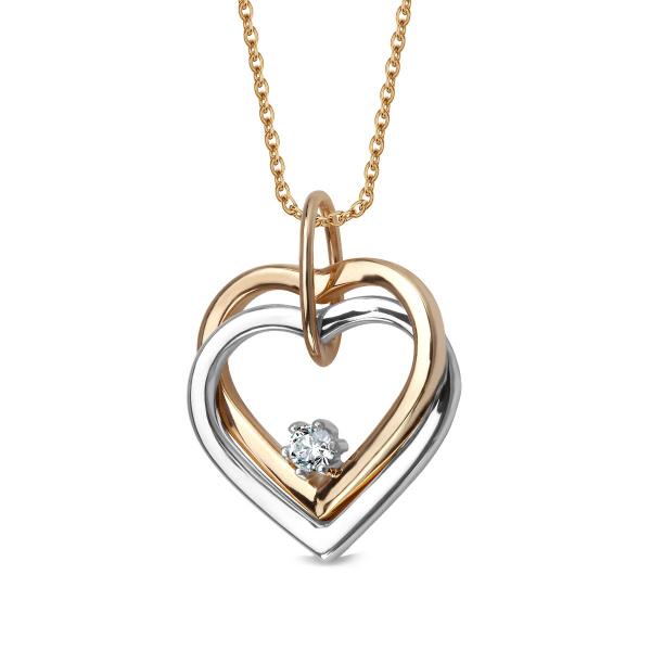 zawieszka-z-dwukolorowego-złota-z-cyrkonią-serca-1