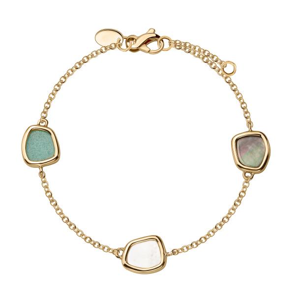 bransoletka-złota-z-amazonitem-i-masą-perłową-1