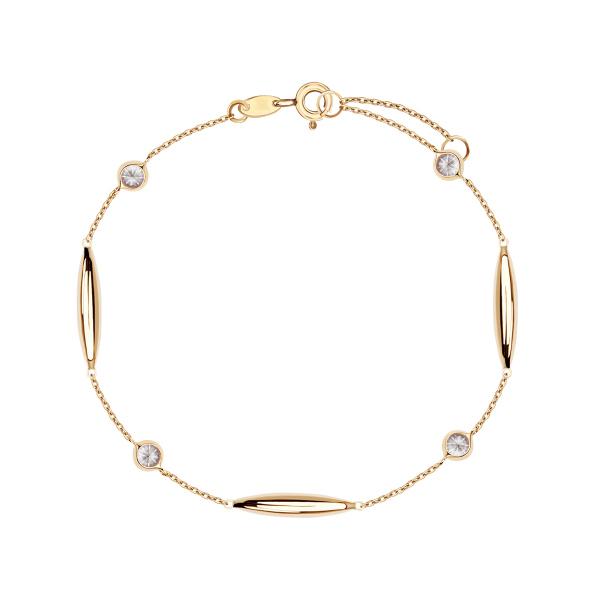 bransoletka-złota-z-cyrkoniami-1
