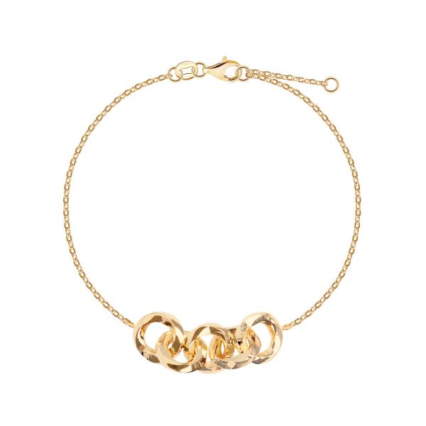 bransoletka-złota-la-prima-shine-1