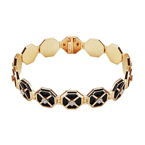 bransoletka-złota-z-onyksami-i-cyrkoniami-art-deco-1