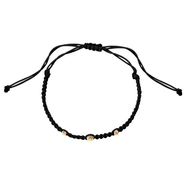 hippie-bransoletka-złota-na-sznurku--1