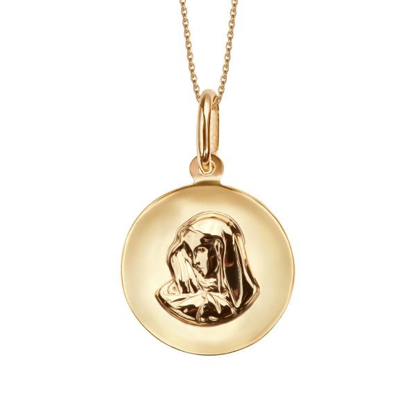 zawieszka-złota-medalik-1