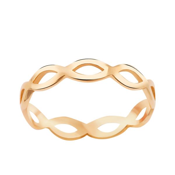 pierścionek-złoty-nieskończoność-sempre-1