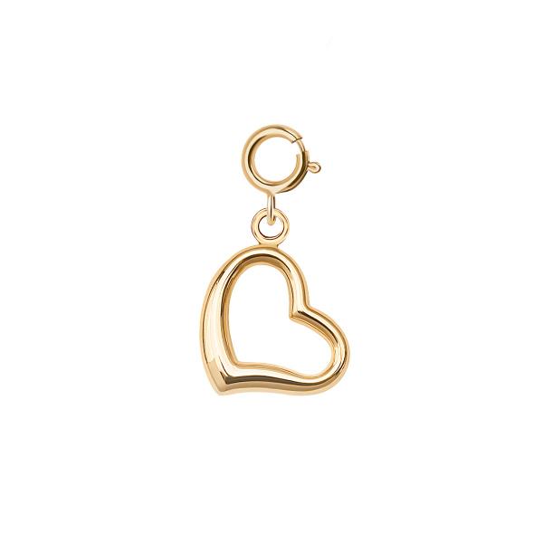 zawieszka-złota-serce-yes-charms-1