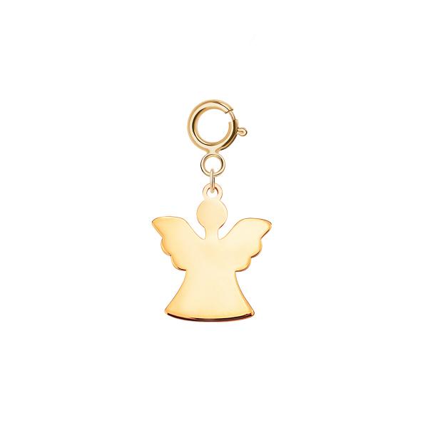 zawieszka-złota-anioł-yes-charms-1