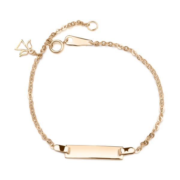 Zdjęcie Mini - Złota bransoletka #1