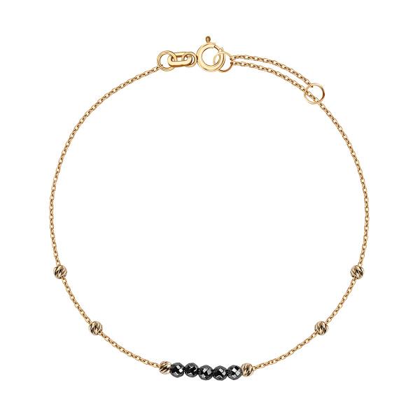 bransoletka-złota-z-hematytem-1