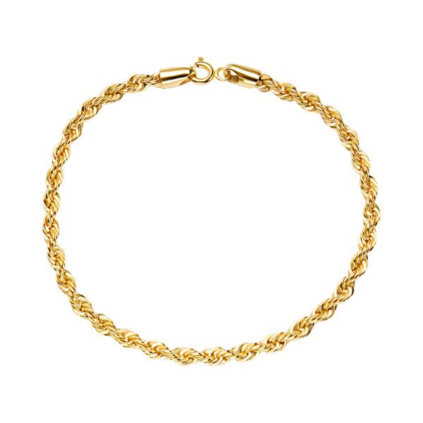 Zdjęcie Bransoletka z żółtego złota #1