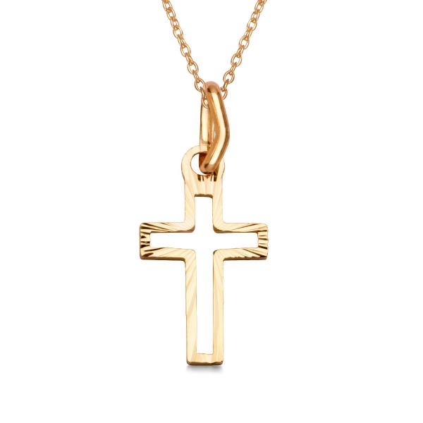 Zdjęcie Krzyżyk złoty #1