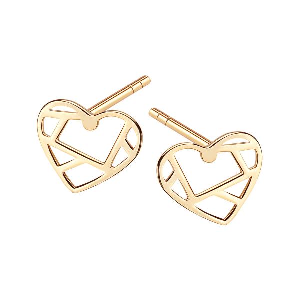kolczyki-złote-serce--1