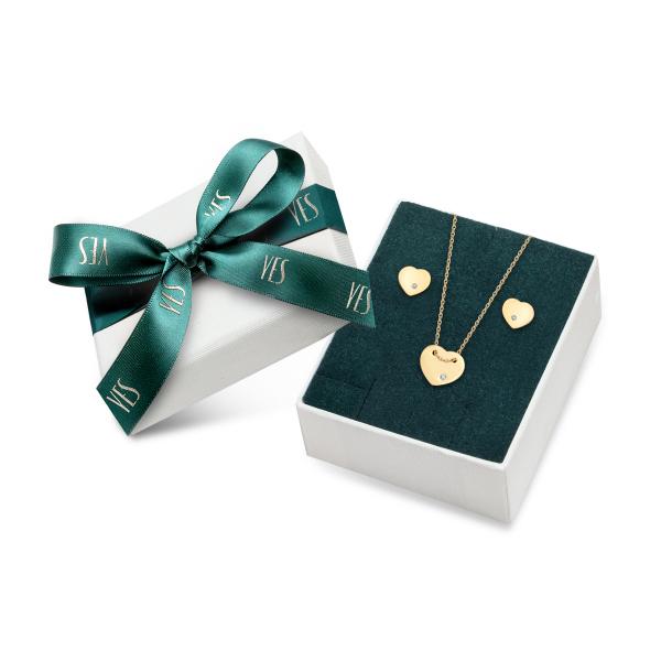 Zdjęcie Złote kolczyki z diamentami #3