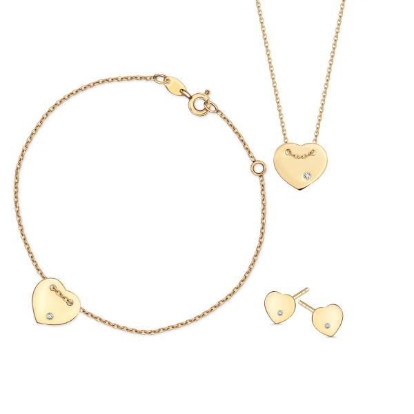 kolczyki-złote-z-diamentami-serce-5