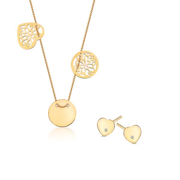 kolczyki-złote-z-diamentami-serce-6