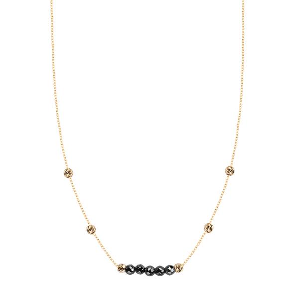 naszyjnik-złoty-z-hematytem-1