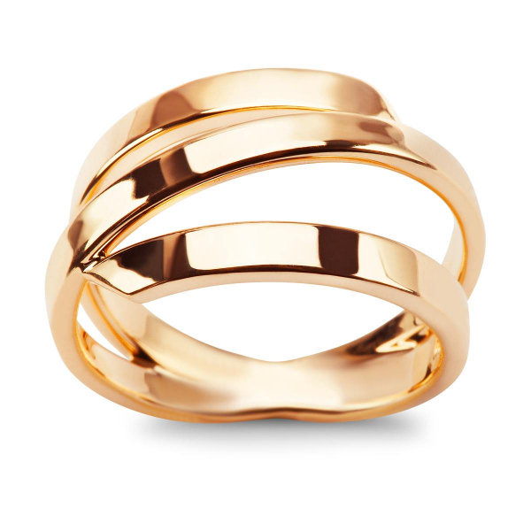 Zdjęcie La Prima - złoty pierścionek #1