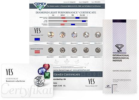Bizuteria-z-Diamentem-Idealnym-YES-Hania-Juzon-Certyfikaty
