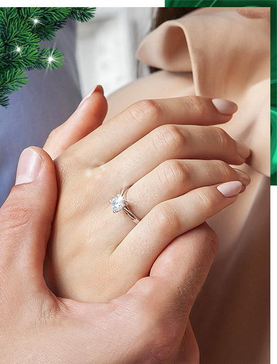 Diament-Idealny-YES-Kolekcja-Zareczynowa-Valentine-w-Bialym-Zlocie