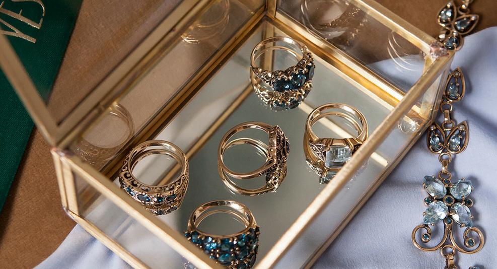 biżuteria na prezent bożonarodzeniowy