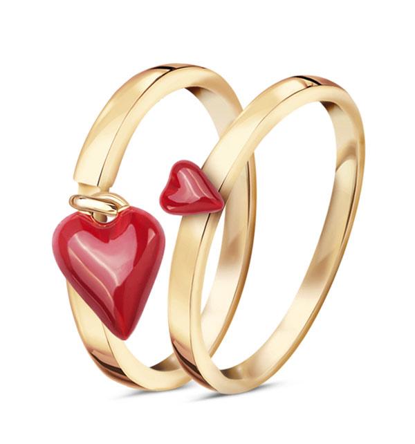 kolekcja-queen-of-hearts-pozlacany-srebrny-pierscionek-emalia-w-ksztalcie-serca