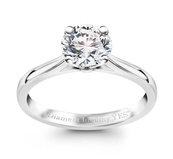 kolekcja-eternel-pierscionek-zareczynowy-z-diamentem-biale-zloto-Diament-Idealny-YES-wyjatkowy-blask-klasyczny-diament