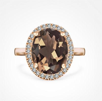 kolekcja-jubile-pierscionek-zareczynowy-zolte-zloto-kwarc-dymny-diamenty