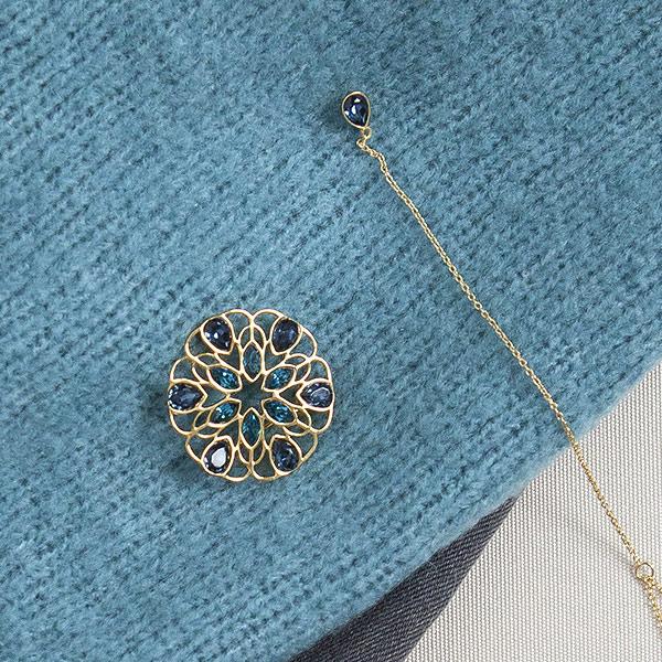 kolekcja-pavoni-broszka-naszyjnik-z-pozlacanego-srebra-z-krysztalami-Swarovski