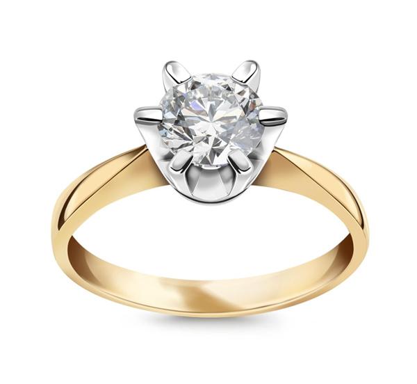 kolekcja-stella-pierscionek-zareczynowy-z-diamentem-zolte-zloto-klasyczny-diament-Diament-Idealny-YES