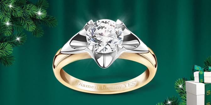święta-Diament-Idealny-YES-kolekcje-zareczynowe-kolekcja-amore